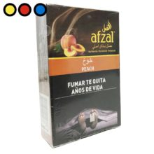 tabaco afzal narguile peach