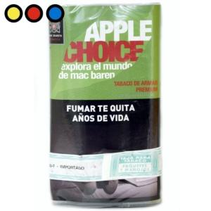 tabaco mac baren apple venta por mayor