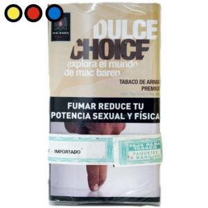 tabaco mac baren dulce de leche precios