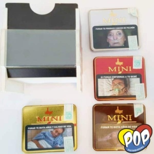 villiger mini exhibidor mixto 15u