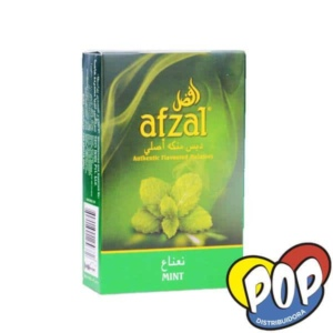 afzal mint tabaco narguile