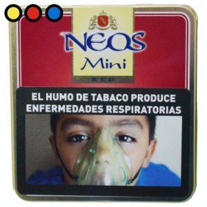 cigarro neo mini vainilla oferta