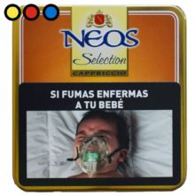 cigarros neos selection capriccio oferta