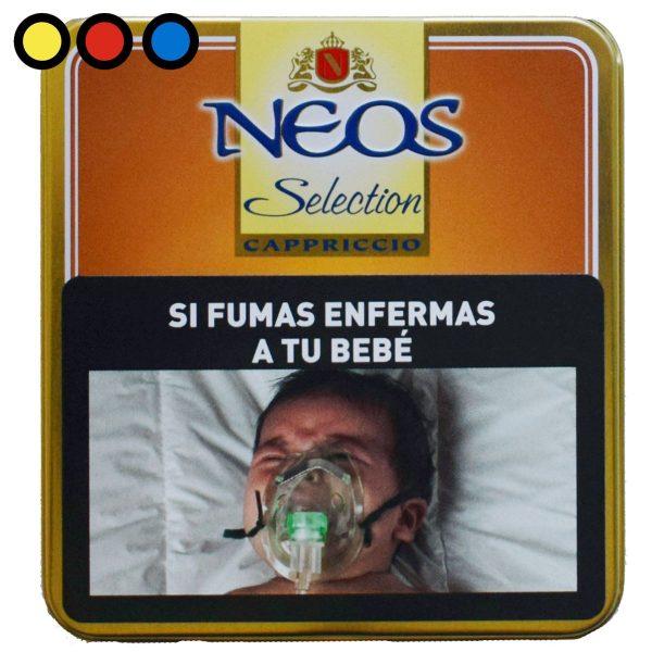 cigarros neos selection capriccio oferta