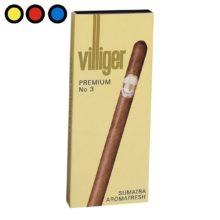 cigarro villiger premium nro 3 fumador