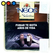 cigarros neos brown