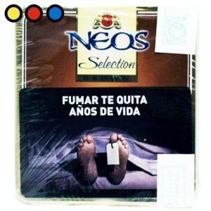 cigarros neos brown