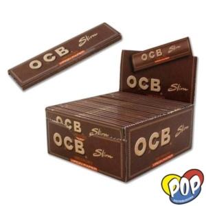 ocb papel slim no blanqueado precios online
