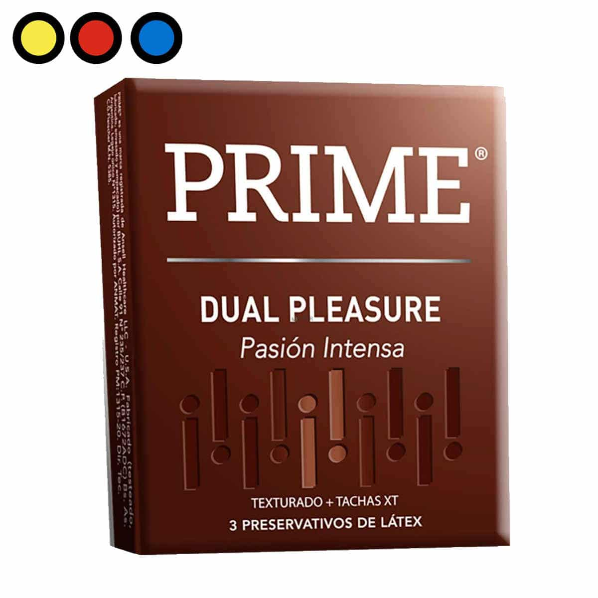 prime dual pleasure precios mayoristas
