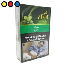 tabaco afzal narguile mint oferta