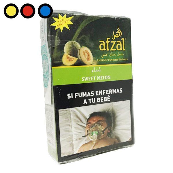 tabaco afzal narguile sweet melon fumador