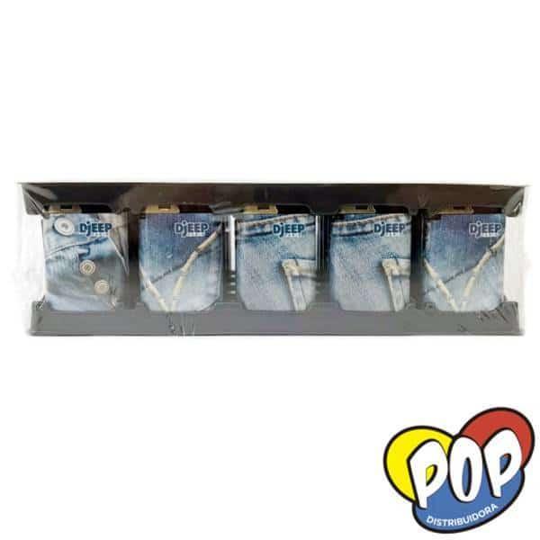 ocb encendedor jeans heavy use