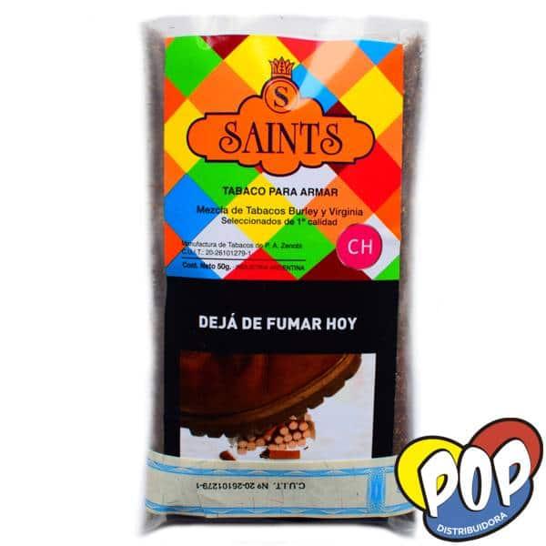 saints tabaco chocolate 50gr
