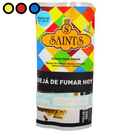 saints tabaco natural precio