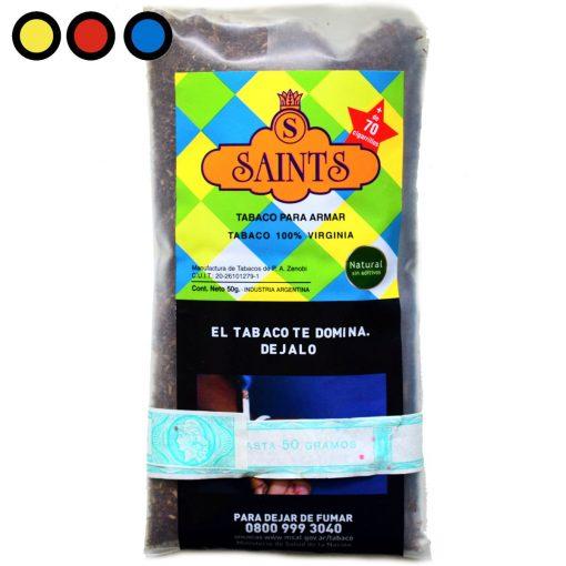 saints tabaco virginia precio por mayor