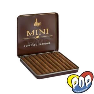 villiger cigarros mini espresso flavour 10u