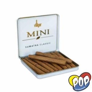 villiger cigarros mini sumatra