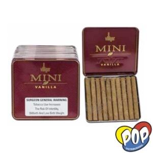 villiger cigarros mini vainilla 10u