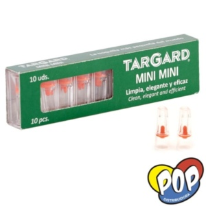 boquilla descartable mini targard fumar