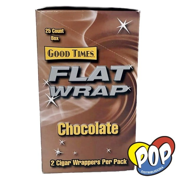 good times flar wrap chocolate para fumar