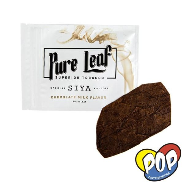 pure leaf chocolate tabaco para armar