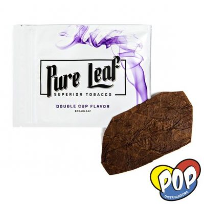 pure leaf double cup fumar