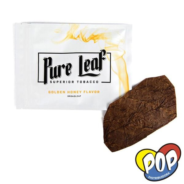 pure leaf golden honey precios