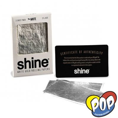 white gold shine papel fumar precios