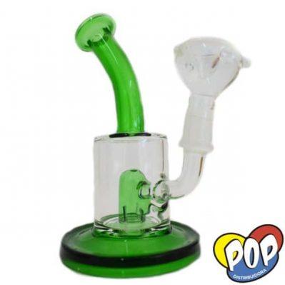 bong pirex verde mini para fumar
