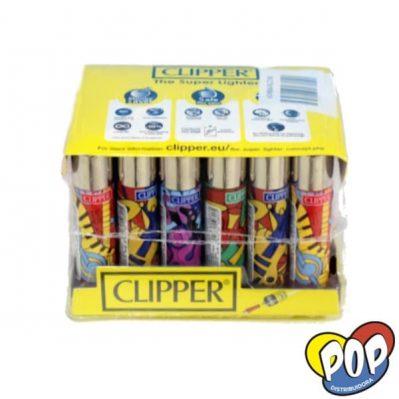 clipper encendedor maxi music
