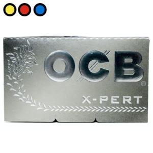 papel ocb xpert gris doble venta online
