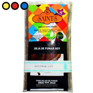 tabaco saints natural 30gr venta online