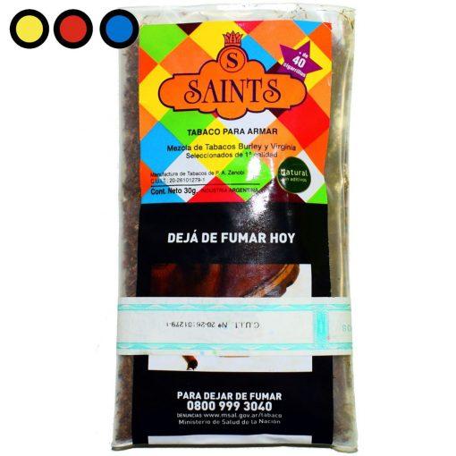 tabaco saints natural 30gr venta online