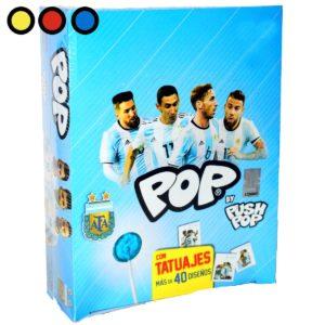 chupetin paleta push pop