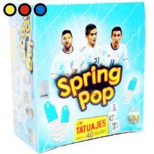 chupetin push pop spring venta