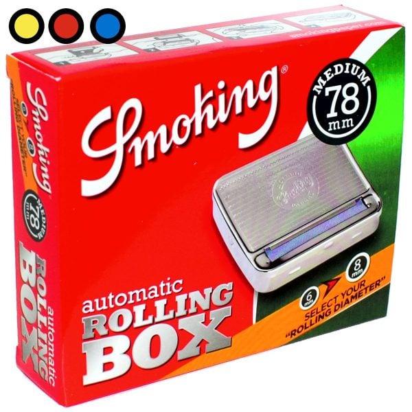 maquina automatica smoking precio online
