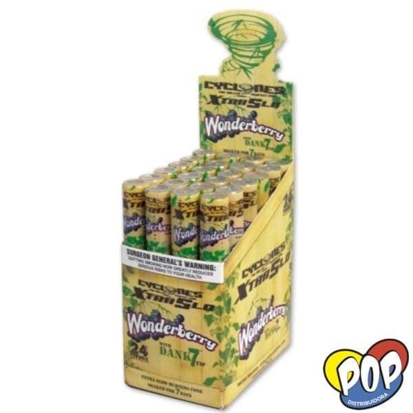 cyclones conos xs wonderberry precios grow shop