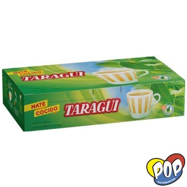 mate cocido taragui 100 saquitos mayorista precios