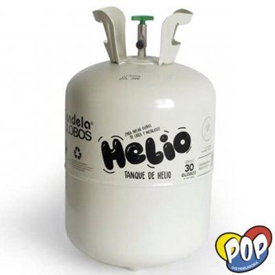 tanque helio globos 30 globos
