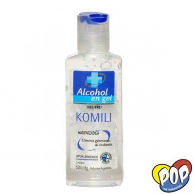 alcohol en gel 65ml