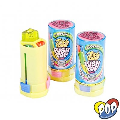 push pop triple power