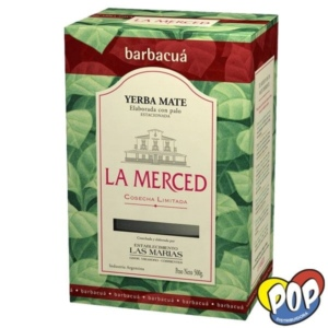 la merced barbacua yerba por mayor