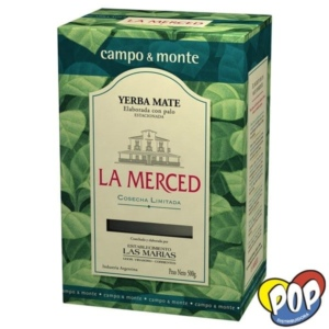 la merced campo monte yerba por mayor