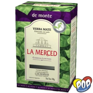 la merced monte yerba por mayor