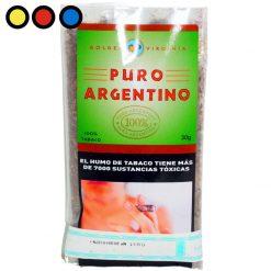puro argentino virginia 30 precio