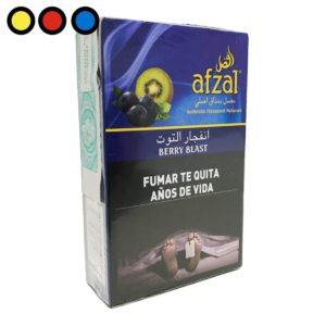 tabaco afzal narguile berry blast fumador
