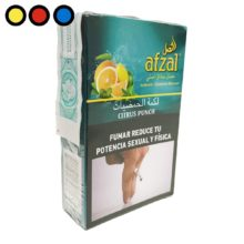 tabaco afzal narguile citrus punch