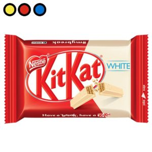 chocolate kit kat blanco precio
