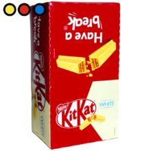 chocolate kit kat blanco venta online