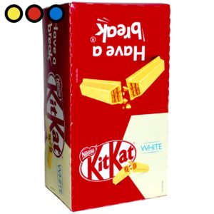 chocolate kit kat blanco venta online
